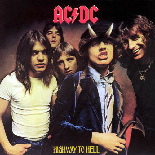 ACDC : Highway to Hell