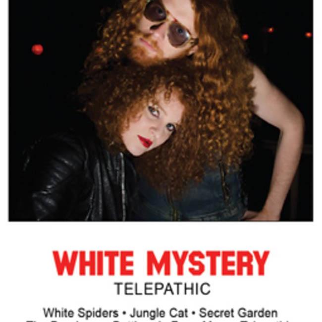 White Mystery / Telepathic