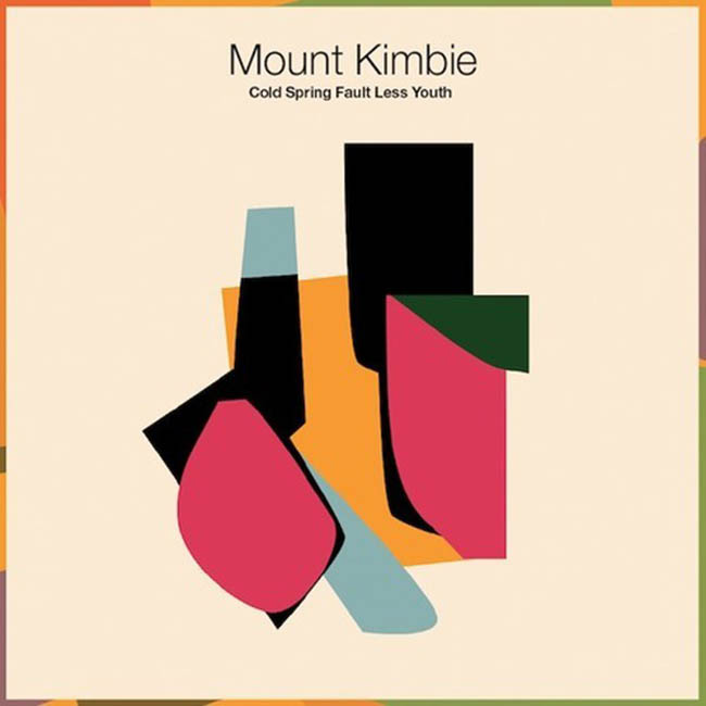 Mount Kimbie / Cold Spring Fault Less Youth