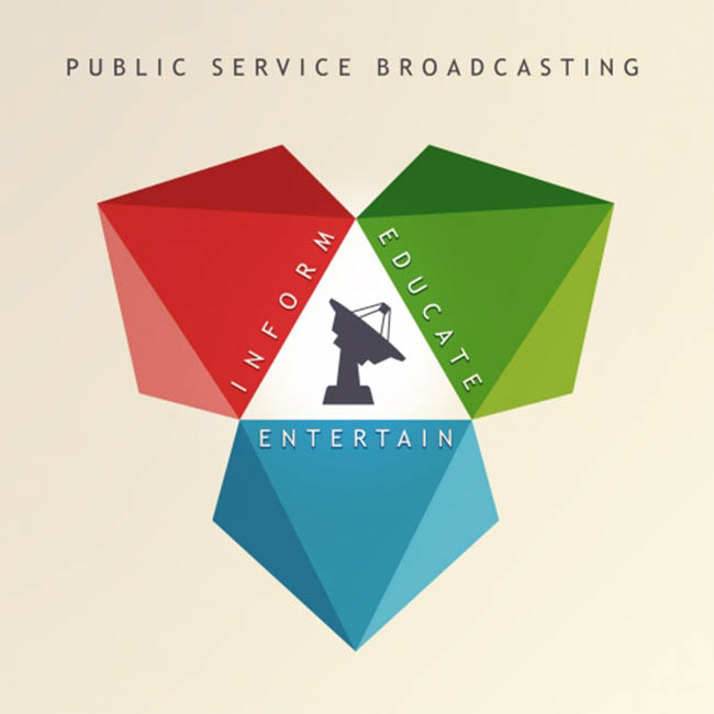 Public Service Broadcasting / Inform – Educate – Entertain