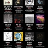 La compile Cargo Records / Cargo Collective August 2013