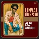 linval thompson / jah jah is the conquerer (12inch vinyl lp)