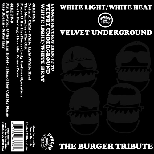 White Light/White Heat par Burger Records