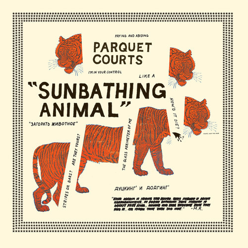 Parquet Courts / Sunbathing Animal
