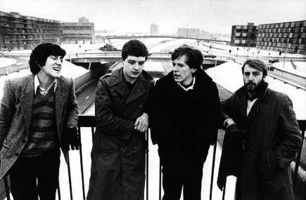 Joy Division Shadowplay (Première TV-1978)