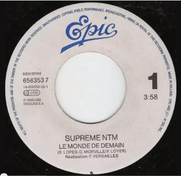 Supreme NTM – Le Monde de Demain