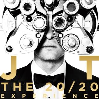 J'ai écouté 20/20 de Justin Timberlake…