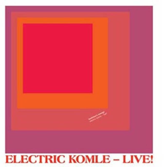 Bushman's Revenge / Electric Komle – live! (Preview)