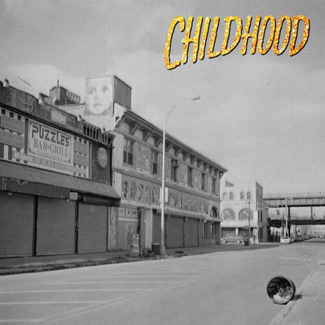 Childhood / Solemn Skies