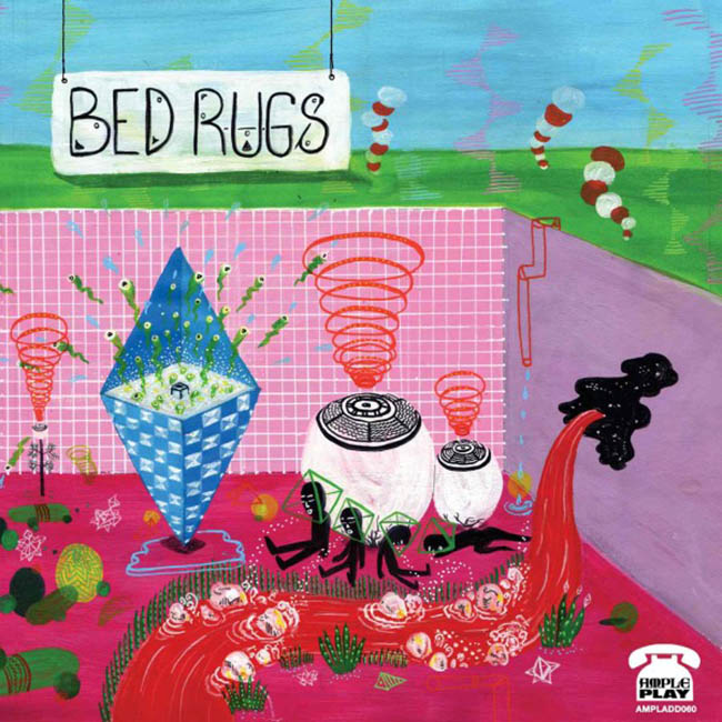 Bed Rugs / Rapids