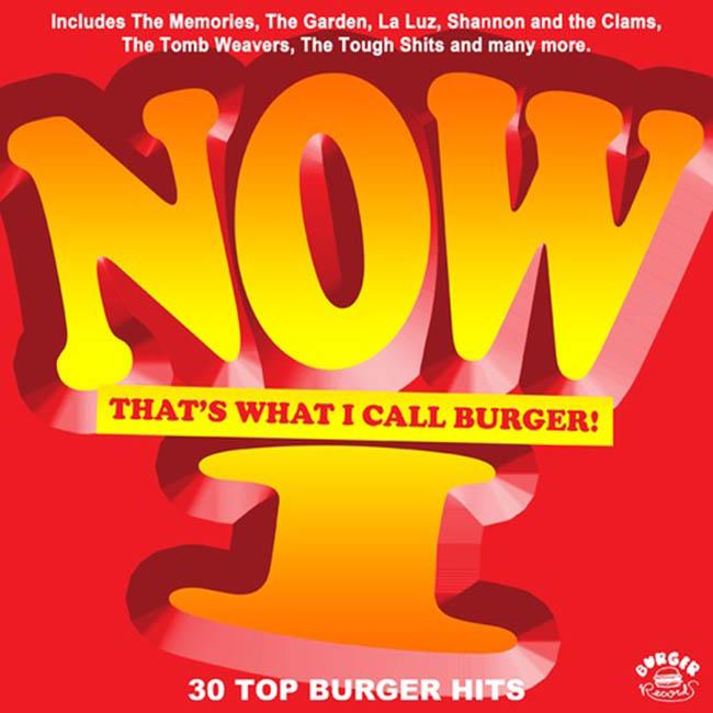 Ze best of Burger Records