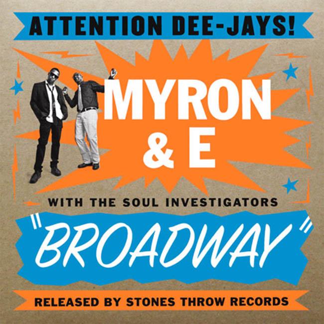 Myron & E / Broadway