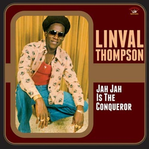 linval thompson / jah jah is the conquerer (12inch vinyl lp)